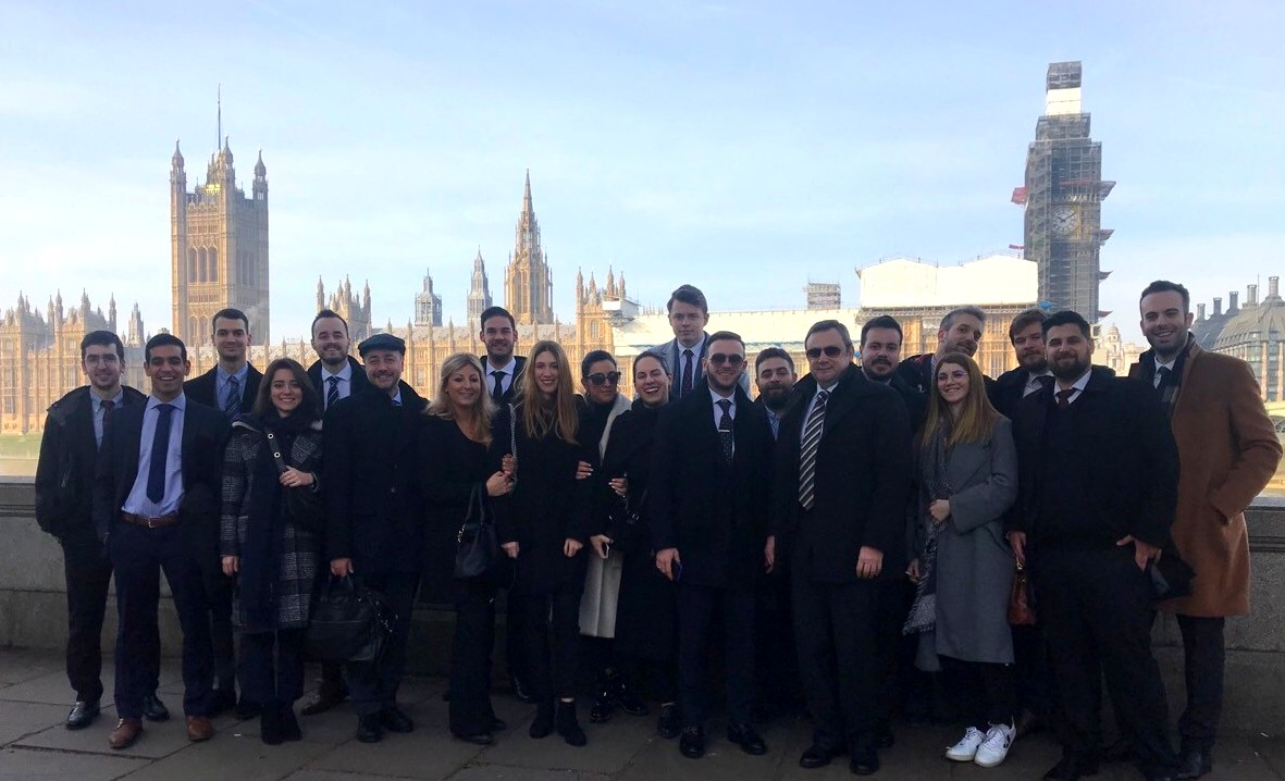 London trip : A Must Shipping Educational experience
