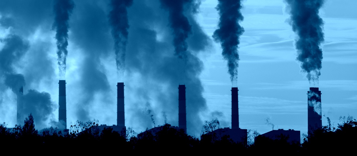Decoupling business growth from Green House Gas emissions